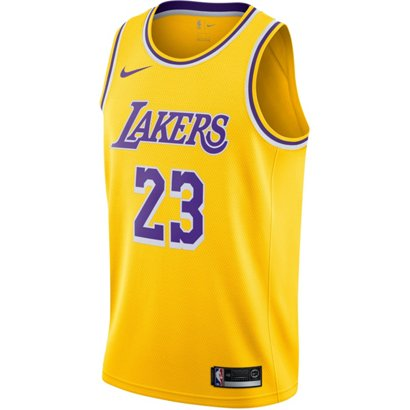 5c48de6f3 ... LeBron James 23 Icon Edition Swingman Jersey. LA Lakers Men s Apparel.  Hover Click to enlarge. Hover Click to enlarge