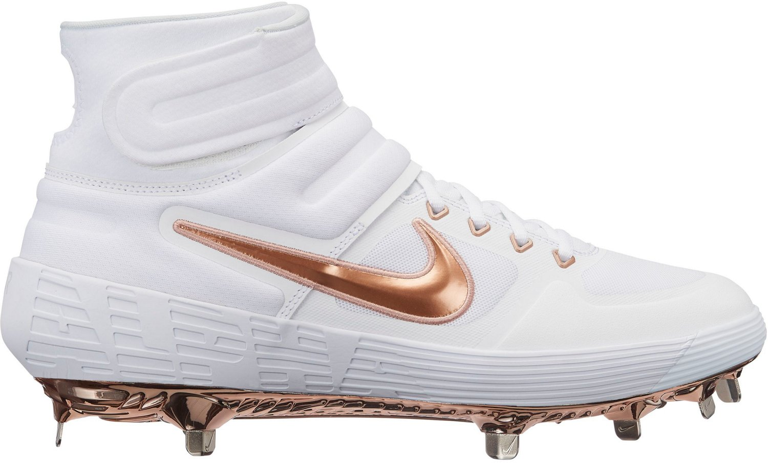 ec87a7b39c7 Nike Men s Alpha Huarache Elite 2 Mid Baseball Cleats