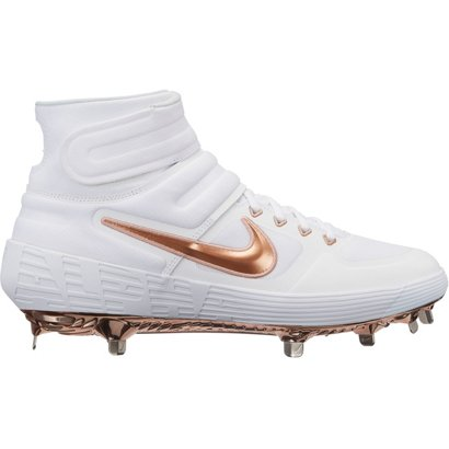 low priced dc4cf 1fc4f ... Nike Men s Alpha Huarache Elite 2 Mid Baseball Cleats. Men s Baseball  Cleats. Hover Click to enlarge