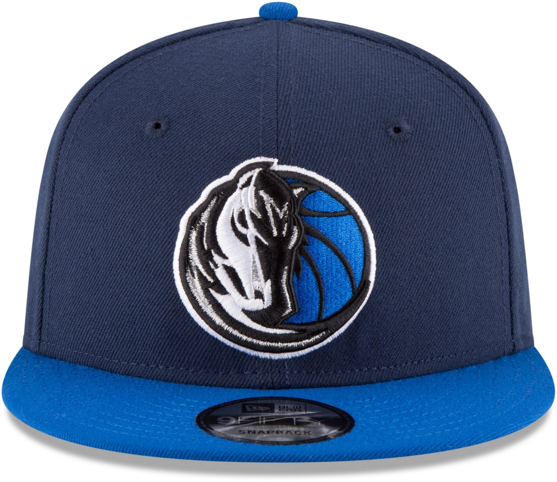 a8bbadeb9e2b2 New Era Men s Dallas Mavericks 9FIFTY 2-Tone Snapback Cap