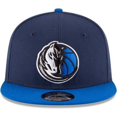 6278ff1ce2103 New Era Men s Dallas Mavericks 9FIFTY 2-Tone Snapback Cap