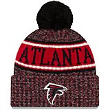 New Era Men's Atlanta Falcons NFL 18 Sport Knit Hat