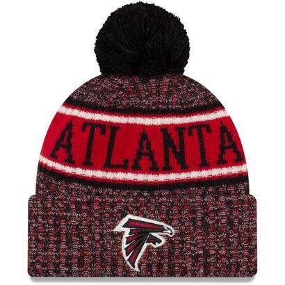 3fe6c95c1d0907 ... sale new era mens atlanta falcons nfl 18 sport knit hat c6d52 09570