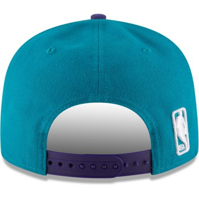 fd55ba6ad20 New Era Men s Charlotte Hornets 9FIFTY 2-Tone Cap