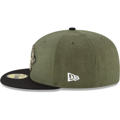 New Era Men s Jacksonville Jaguars Salute to Service 59FIFTY Fitted ... f3a6b1634