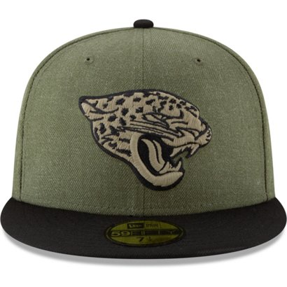 Academy   New Era Men s Jacksonville Jaguars Salute to Service 59FIFTY  Fitted Cap. Academy. Hover Click to enlarge b86b112c4