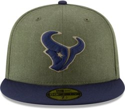 New Era Men's Houston Texans Salute to Service 59FIFTY Fitted Cap