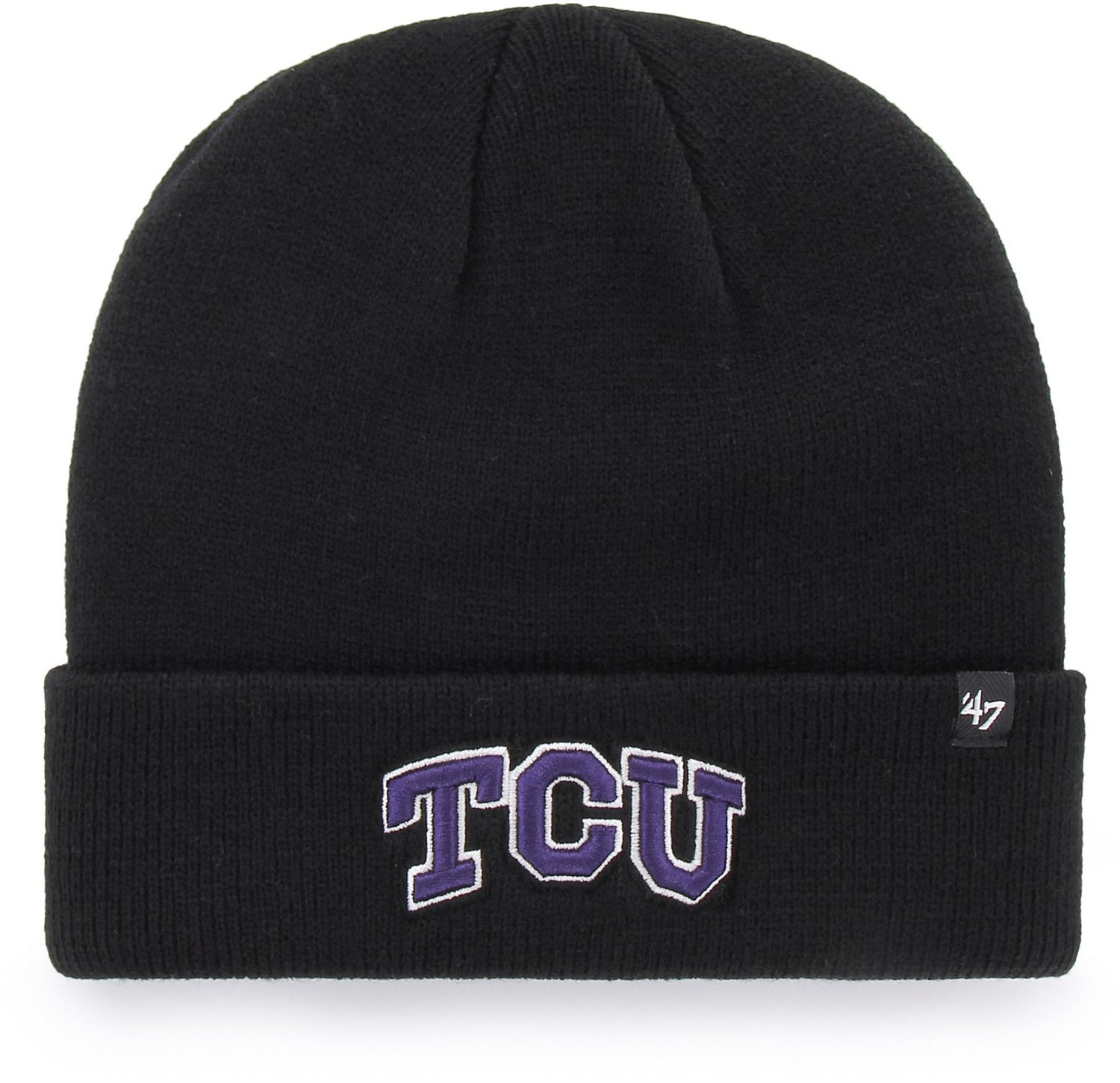 finest selection 39ccb e9802 ... top quality display product reviews for 47 mens texas christian  university raised cuff knit cap 4e743