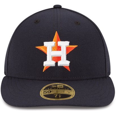 New Era Men s Houston Astros Authentic Collection Low Profile ... 58f7698ec43