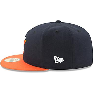 4e7888c4 New Era Men's Houston Astros Authentic Collection 59FIFTY Fitted Cap