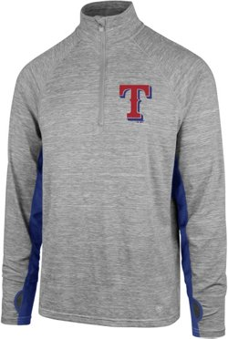 '47 Texas Rangers Forward Evolve 1/4 Zip Jacket