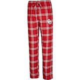 Concepts Sport Men's University of Oklahoma Homestretch Flannel Sleep Pants