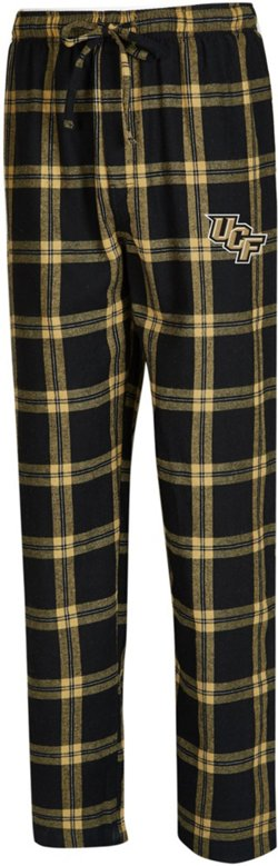Concepts Sport Men's University of Central Florida Homestretch Flannel Sleep Pants