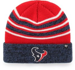 '47 Houston Texans Rotation Cuff Knit Beanie