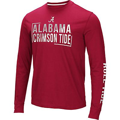 0e88d7c43 ... Men's University of Alabama Lutz T-shirt. Alabama Crimson Tide Clothing.  Hover/Click to enlarge