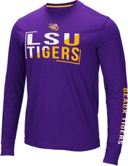 Colosseum Athletics Men's Louisiana State University Lutz T-shirt