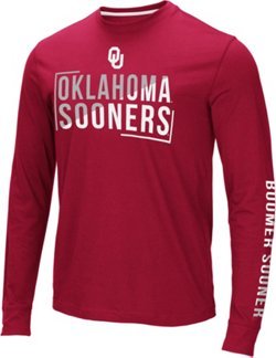 Colosseum Athletics Men's University of Oklahoma Lutz T-shirt