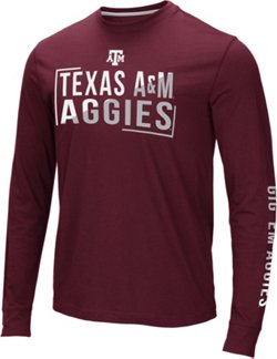 Colosseum Athletics Men's Texas A&M University Lutz T-shirt