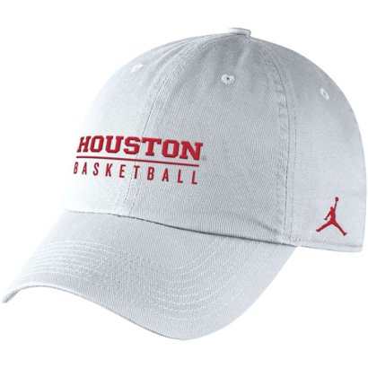 Nike Men s University of Houston Jordan Campus Ball Cap  381f37973cb