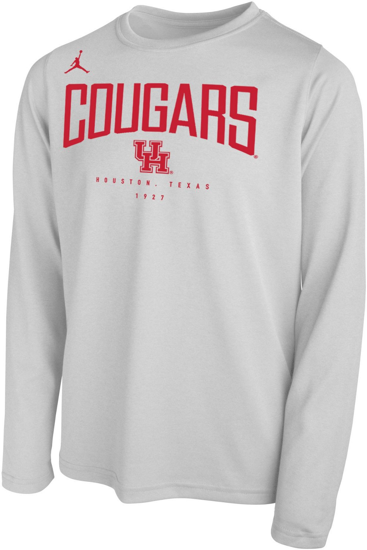2c079c747a2bc Nike Boys  University of Houston Legend 2.0 Long Sleeve T-shirt ...