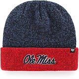 University of Mississippi Marl 2-Tone Cuff Knit Hat 68dad5be4b09