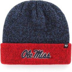895ac5697b2 University of Mississippi Marl 2-Tone Cuff Knit Hat