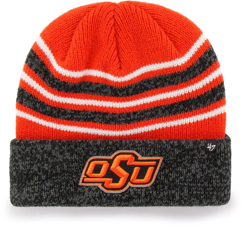 47 Oklahoma State University Rotation Cuff Knit Beanie  d4a68f52d07