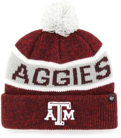 '47 Texas A&M University Boys' Tadpole Cuff Knit Beanie