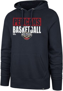 '47 New Orleans Pelicans Blockout Headline Hoodie