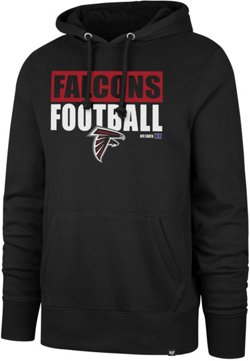 Atlanta Falcons Blockout Headline Hoodie