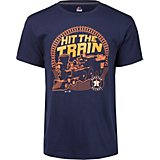 b19348b03d8f2 Men s Houston Astros Hit the Train T-shirt