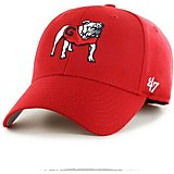 5b7f574fb55c7  47 University of Georgia Vault Dog Script MVP Ball Cap