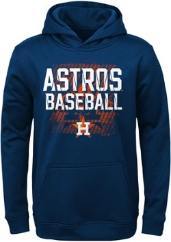 MLB Boys' Houston Astros Attitude Hoodie