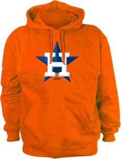 Stitches Men's Houston Astros Pullover Fleece Hoodie