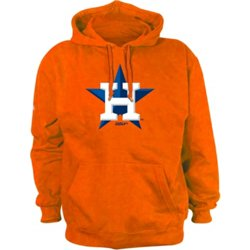 Men's Houston Astros Pullover Fleece Hoodie