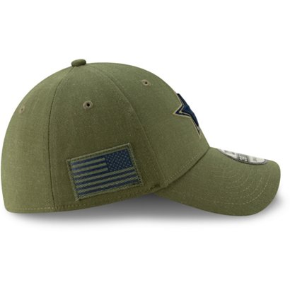 New Era Adults  Dallas Cowboys Salute to Service On Field 39THIRTY ... 6585a64aa48