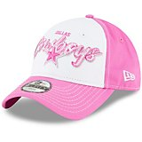 d40a72520cd Toddler Girls  Dallas Cowboys 9FORTY Scribbled Front Cap