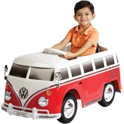 6V Kid's Volkswagen Bus Ride-On Vehicle