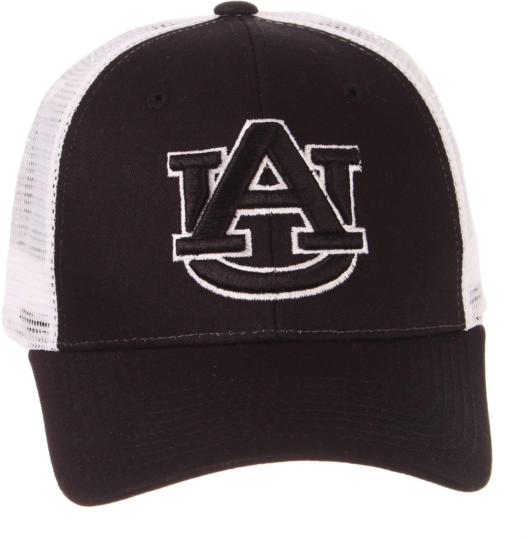 new product 235d9 fb018 Display product reviews for Zephyr Men s Auburn University Big Rig 2-Tone  Mesh Back Cap