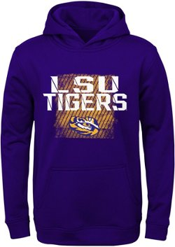NCAA Boys' Louisiana State University Attitude Perf Hoodie