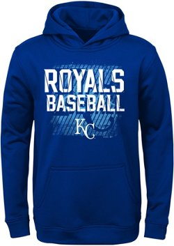 MLB Boys' Kansas City Royals Attitude Hoodie