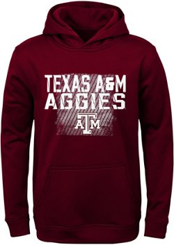 NCAA Boys' Texas A&M University Attitude Perf Hoodie