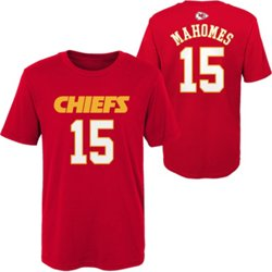 NFL Boys' Kansas City Chiefs Patrick Mahomes 15 Mainliner T-shirt