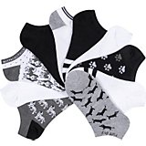BCG Women's Dogs No-Show Socks 10-Pack