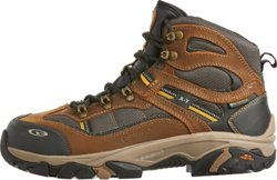 Men's Explorer Mid EH Steel Toe Lace Up Work Boots