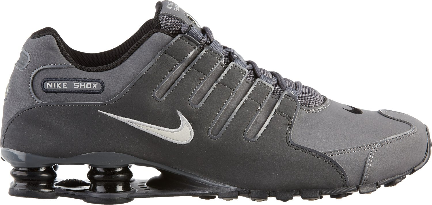 new product 2aaad 7d26f Nike Men s Shox NZ Running Shoes   Academy