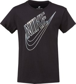 Nike Girls' Faceted Futura T-shirt