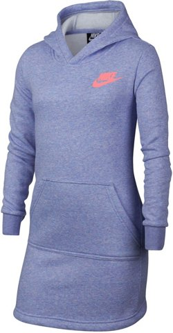 Nike Girls' Long Sleeve Dress