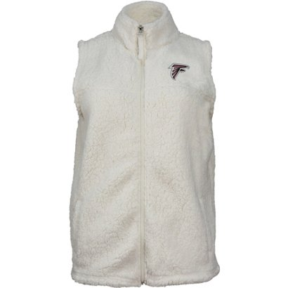 atlanta falcons vest for women