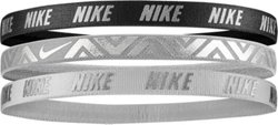 Women's Metallic Hair Bands 3-Pack